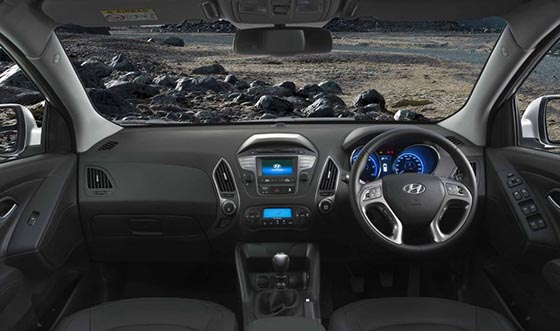 Hyundai Ix35 Review Pace Car Rentalpace Car Rental
