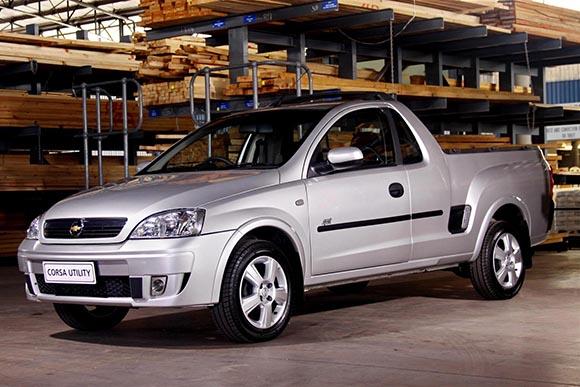 Why Rent a Chevrolet Corsa Utility BakkiePace Car Rental