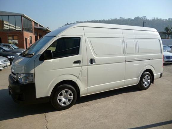 Types Of Panel Vans