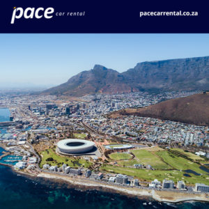 Long term car rental in Cape Town with Pace Car Rental
